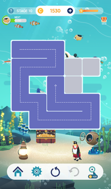 Puzzle Aquarium screenshot 23