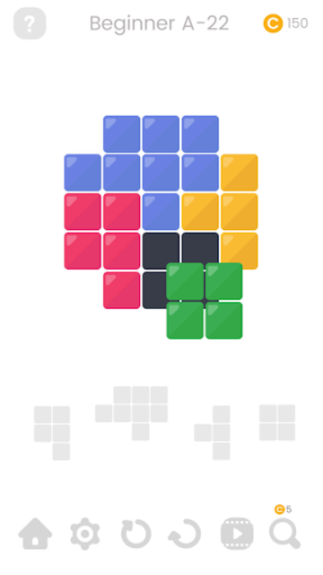 Puzzle Glow : Brain Puzzle Game Collection screenshot 4