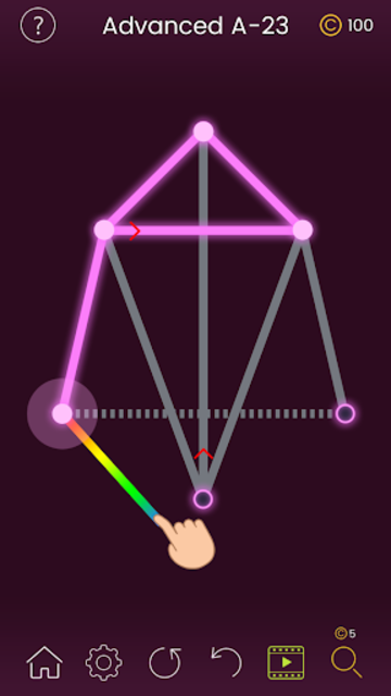 Puzzle Glow : Brain Puzzle Game Collection screenshot 5