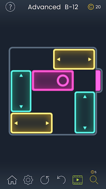 Puzzle Glow : Brain Puzzle Game Collection screenshot 15
