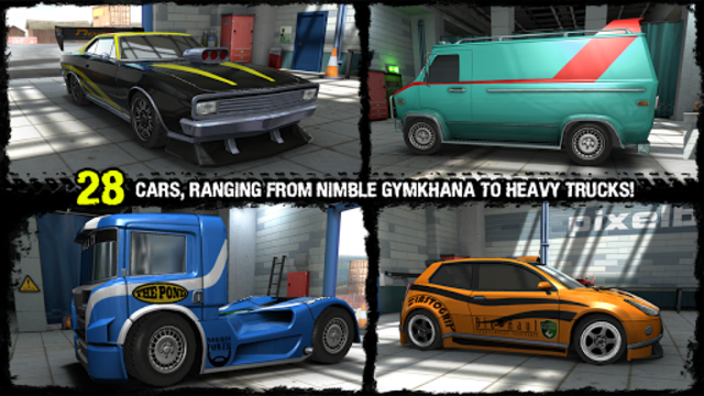 Reckless Racing 3 screenshot 11