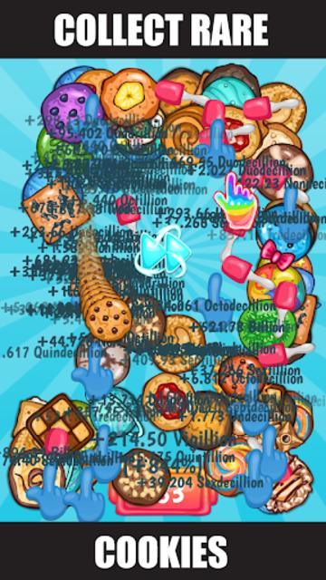 Cookies Inc. - Clicker Idle Game screenshot 1