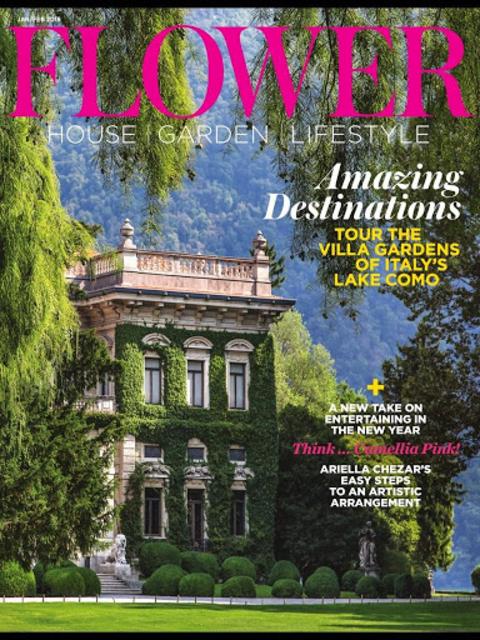 Flower Magazine screenshot 1