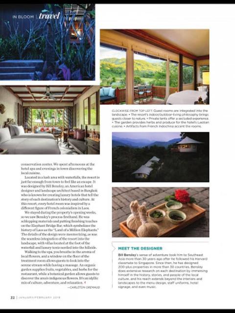 Flower Magazine screenshot 2