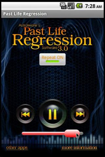Past Life Regression Hypnosis screenshot 2