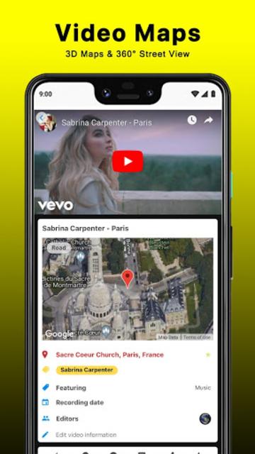 PlaceTell Maps - Find Videos Near You Virtual Tour screenshot 4