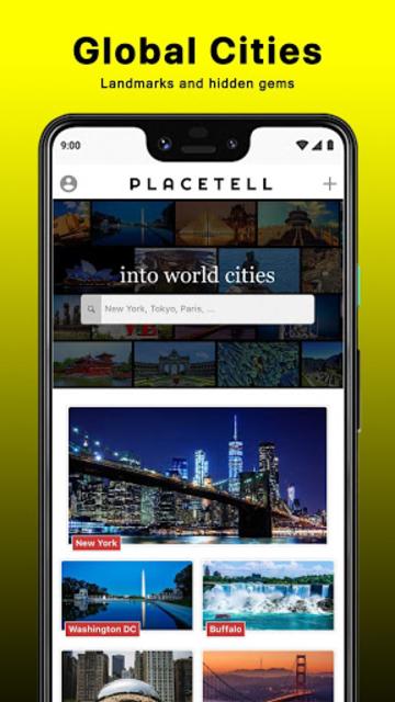 PlaceTell Maps - Find Videos Near You Virtual Tour screenshot 6