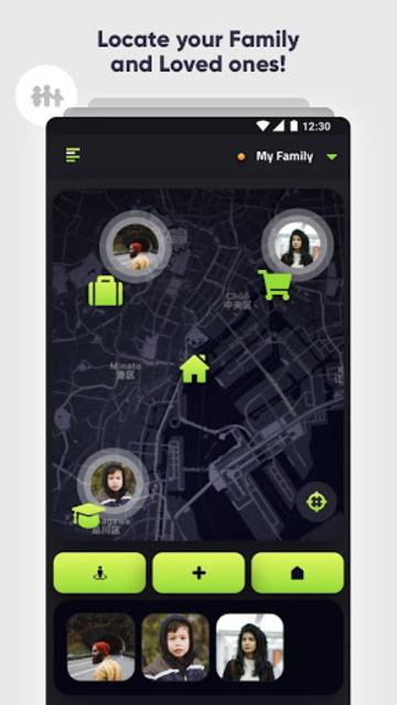 Placeter - Family Locator screenshot 2