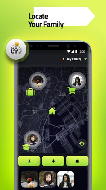 Placeter - Family Locator & Tracker screenshot 1