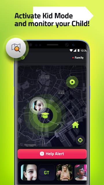 Placeter - Family Locator & Tracker screenshot 2