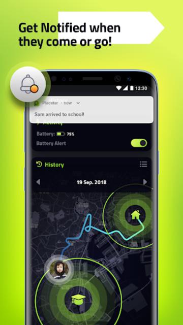 Placeter - Family Locator & Tracker screenshot 3