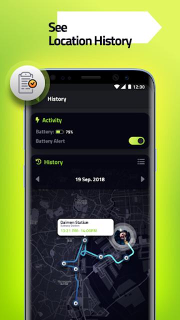 Placeter - Family Locator & Tracker screenshot 4