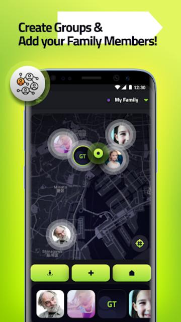 Placeter - Family Locator & Tracker screenshot 5