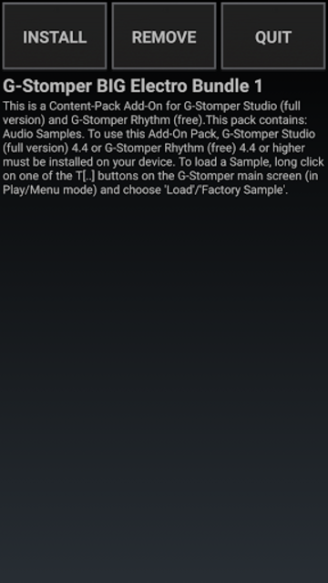 G-Stomper BIG Electro BUNDLE 1 screenshot 1