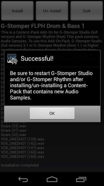 G-Stomper FLPH Drum & Bass 1 screenshot 2