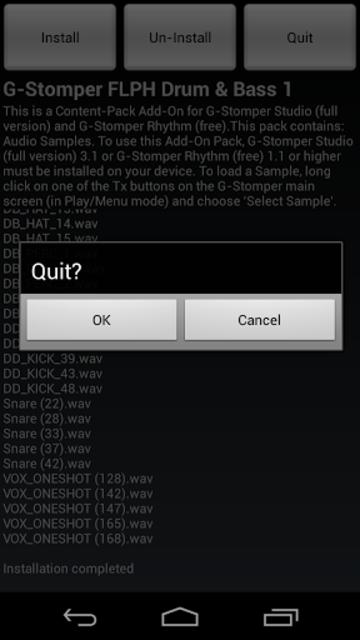 G-Stomper FLPH Drum & Bass 1 screenshot 9