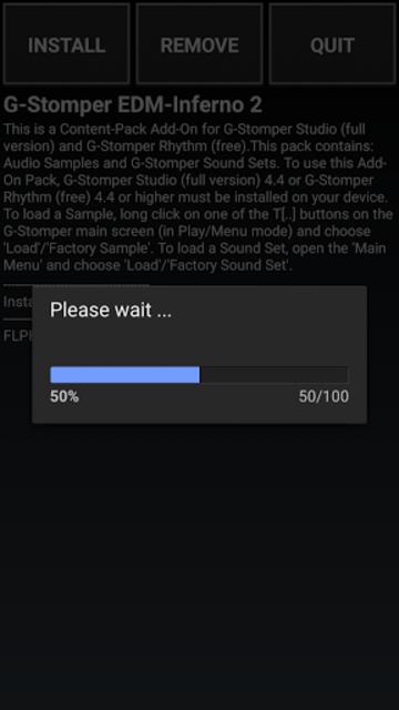 G-Stomper FLPH EDM-Inferno 2 screenshot 2