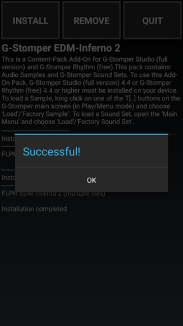 G-Stomper FLPH EDM-Inferno 2 screenshot 3
