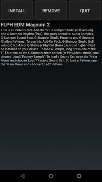 G-Stomper FLPH EDM Magnum 2 screenshot 1