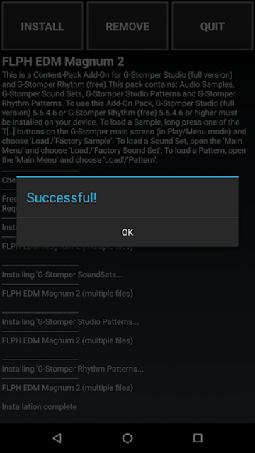 G-Stomper FLPH EDM Magnum 2 screenshot 3