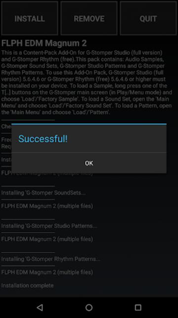 G-Stomper FLPH EDM Magnum 2 screenshot 6