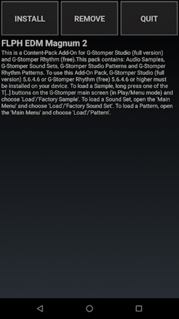 G-Stomper FLPH EDM Magnum 2 screenshot 7