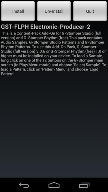 GST-FLPH Electronic-Producer-2 screenshot 1