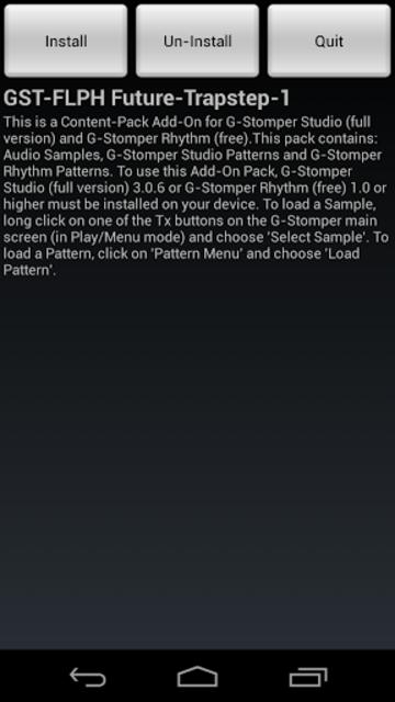 GST-FLPH Future-Trapstep-1 screenshot 1