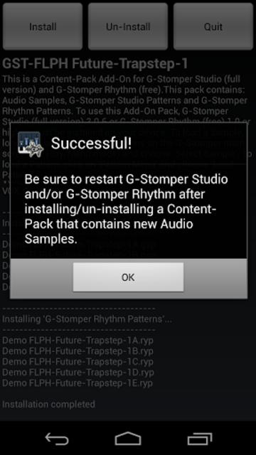 GST-FLPH Future-Trapstep-1 screenshot 2
