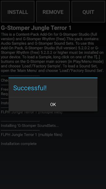 G-Stomper Jungle Terror 1 screenshot 3