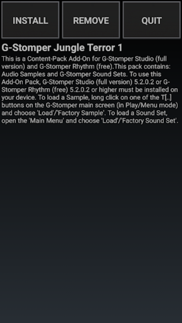 G-Stomper Jungle Terror 1 screenshot 7