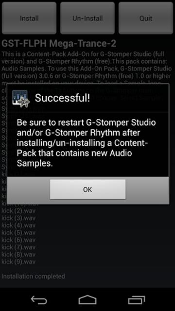 GST-FLPH Mega-Trance-2 screenshot 2