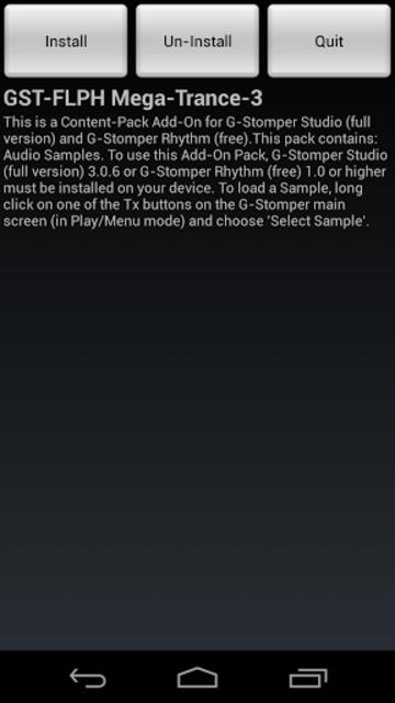 GST-FLPH Mega-Trance-3 screenshot 1