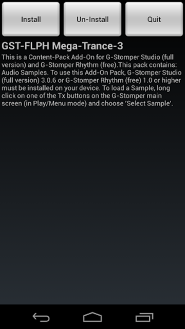 GST-FLPH Mega-Trance-3 screenshot 3