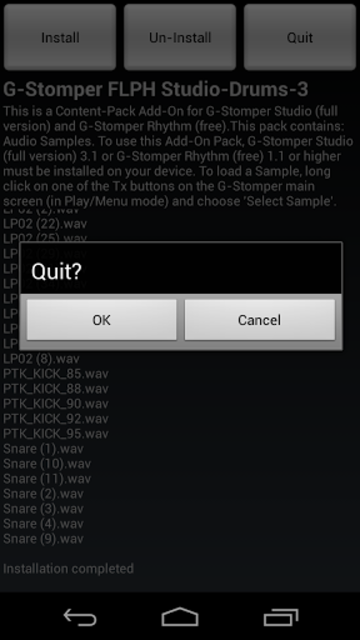 G-Stomper FLPH Studio-Drums-3 screenshot 3