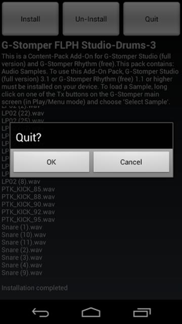 G-Stomper FLPH Studio-Drums-3 screenshot 6