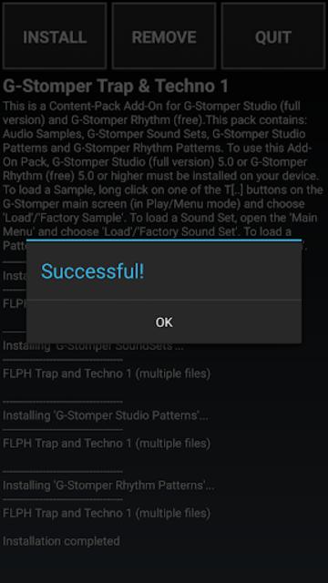 G-Stomper FLPH Trap & Techno 1 screenshot 3