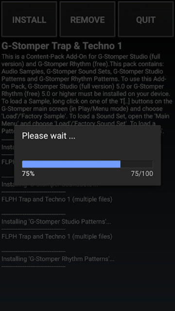 G-Stomper FLPH Trap & Techno 1 screenshot 5
