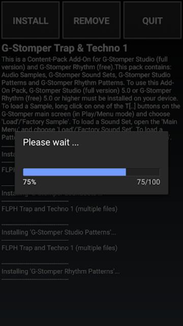 G-Stomper FLPH Trap & Techno 1 screenshot 8