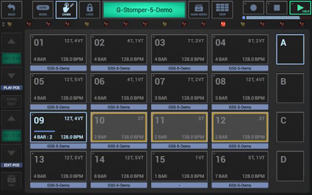 G-Stomper Studio screenshot 16