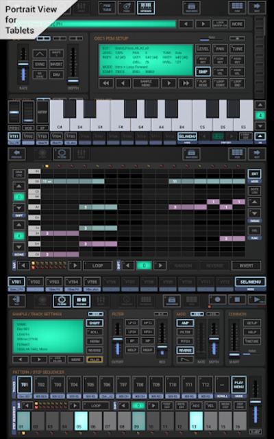 G-Stomper Studio screenshot 1