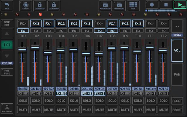 G-Stomper Studio screenshot 22