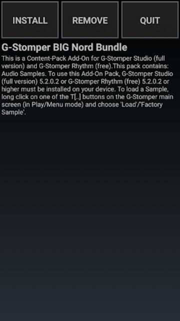 G-Stomper BIG Nord Bundle Pack screenshot 1