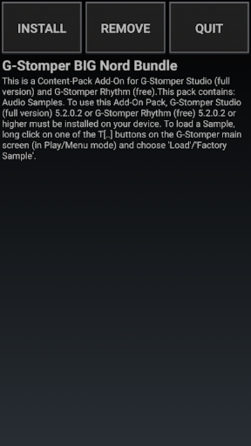 G-Stomper BIG Nord Bundle Pack screenshot 7