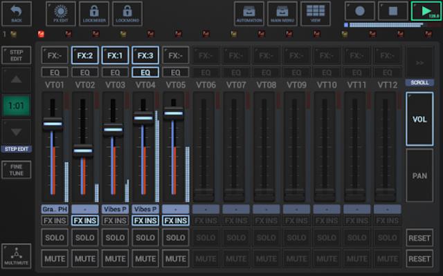 G-Stomper VA-Beast Synthesizer screenshot 7