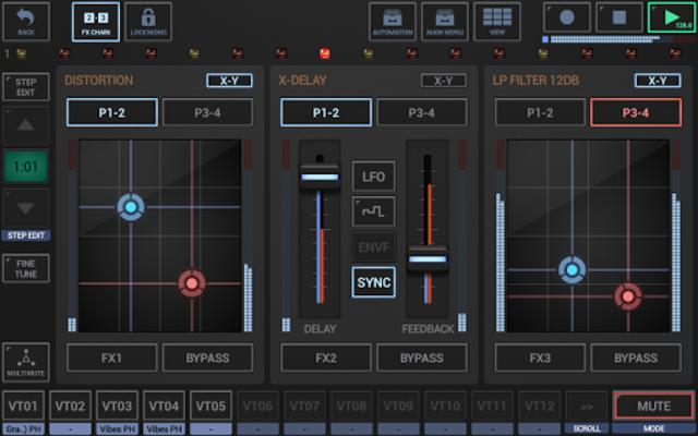 G-Stomper VA-Beast Synthesizer screenshot 24