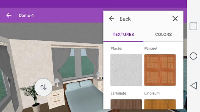 Bedroom Design screenshot 2