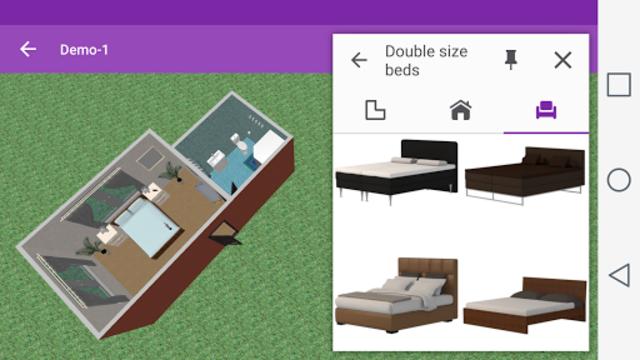 Bedroom Design screenshot 3