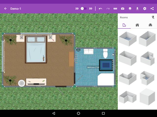 Bedroom Design screenshot 4