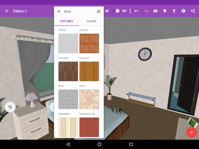 Bedroom Design screenshot 5